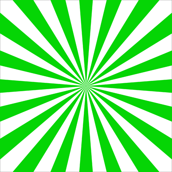 green sunburst background - photo #3