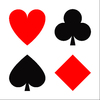 Playing Card Suits 2