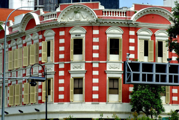 decorative colonial architect2: decorative colonial architecture in Singapore