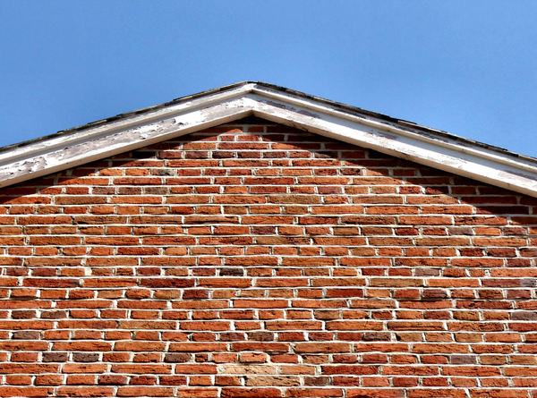 upward angles3: colonial architectural roofing shapes & angles
