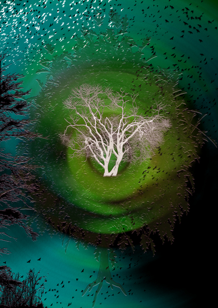 tree of life: tree of life-CG