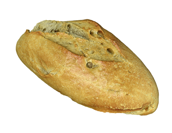 loaf of bread: loaf of bread-3D