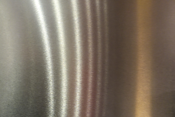 metal plate with light rays 2: metal plate with light rays