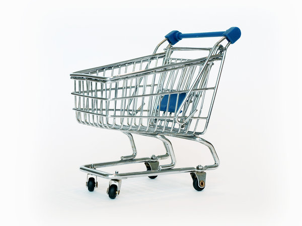 cart: small shopping cart . Ode to Zela