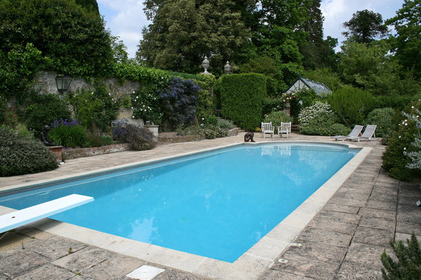 Free stock photos rgbstock free stock images for Big swimming pools for gardens