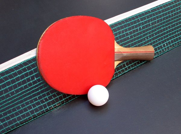 a list of table tennis events