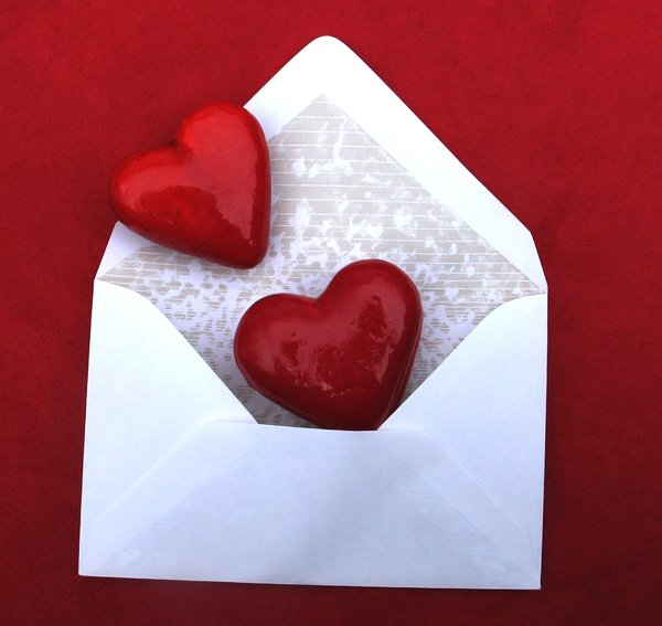 love letter  S Letter In Love Heart