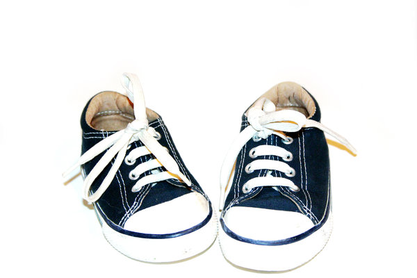 little sneakers: little baby sneakers
