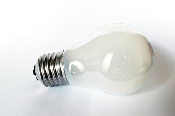 Bulb # 2.: A second photo of a bulb ...