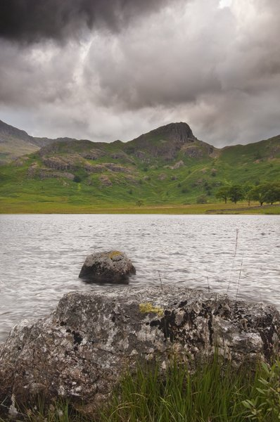 Blea Tarn: taken on a trip to the lakes on or around Blea Tarn