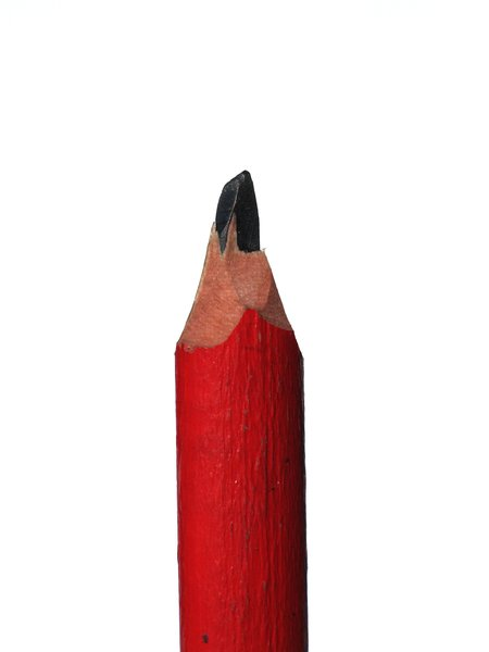 old pencil: none