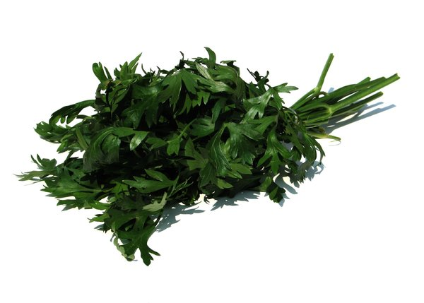 fresh parsley 2: none