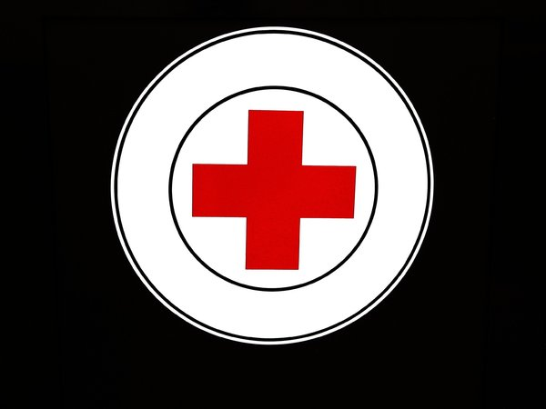 red cross: none