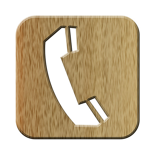 Phone pictogram 1: Telephone sign