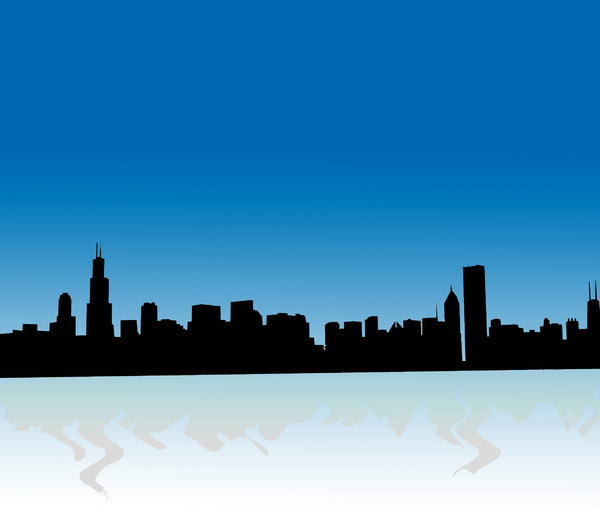 American City skyline 2: Chicago