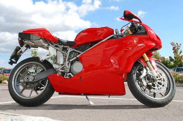 Red Dream: Well, Ducati, I guess it speaks for itself.