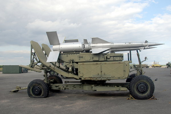 Anti aircraft missile: A surface to air missile or ground-to-air missile  is a missile designed to be launched from the ground to destroy aircraft