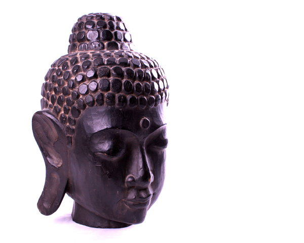 Carved Head of Buddha: http://www.scottliddell.n ..