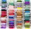 Colours for embroidery