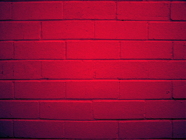 brick wall texture 3: painted interior brick wall