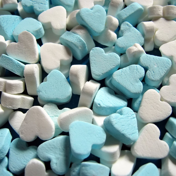 Sweets and candy: Candy hearts