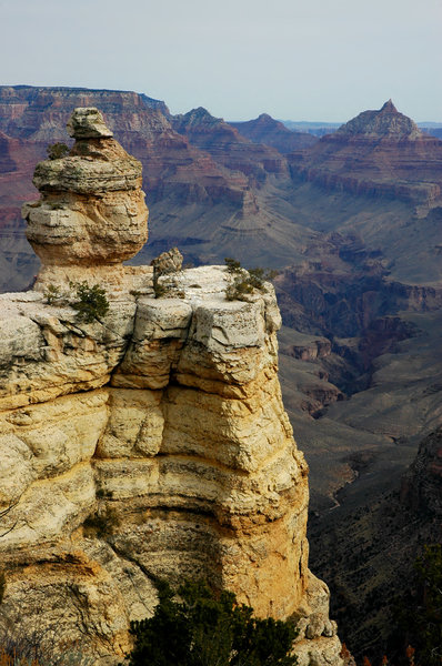 Grand Canyon Scenic 4: grand canyon, rock, geology, stone, landscape