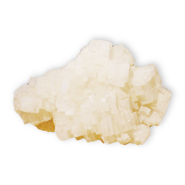 Halite (Salt): Halite (Salt) from Windsor, Ontario.