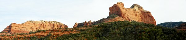Pano's Sedona Arizona  4: These panoramas are from Sedona, Arizona.