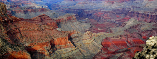 Panos Grand Canyon 5: These are panoramas from the grand canyon.