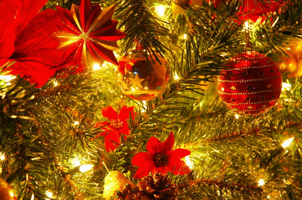 Christmas Lights 4: Christmas Ornaments,