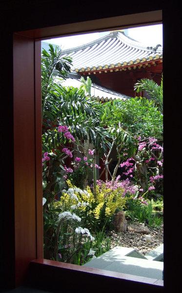 Stock de fotos gratis jard n chino enmarcado tacluda for Jardin chino