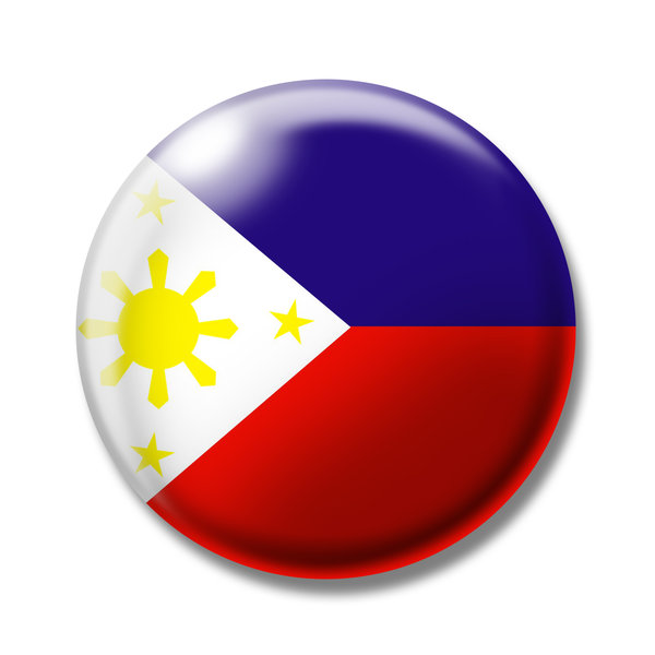 philippine flag: the philippine flag