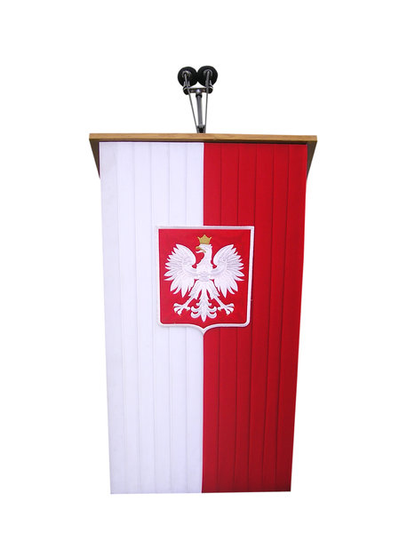 Soapbox: A soapbox of Polish president.