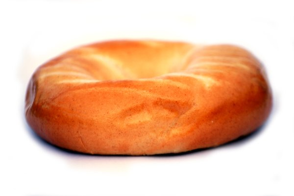 single bagel: no description