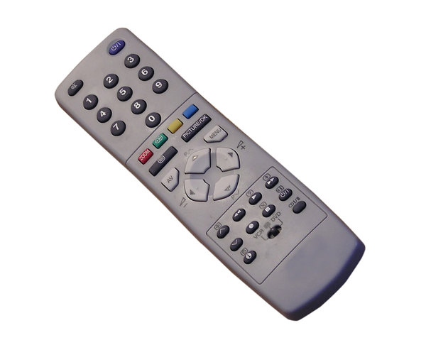 Remote controllers: A remote.