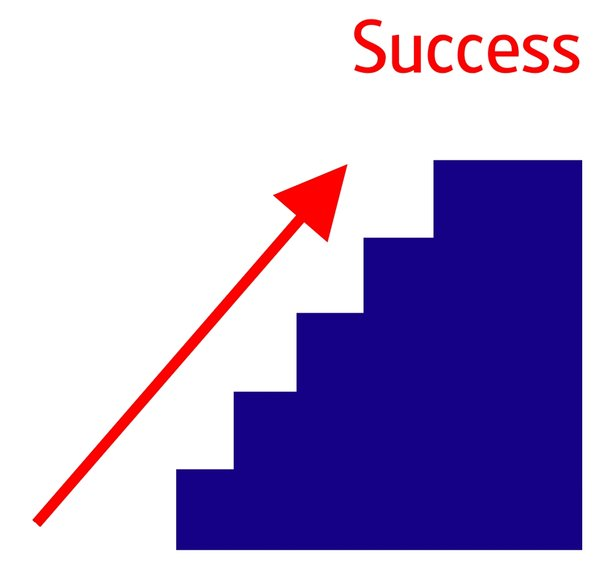 Success: A generic illustration of success.