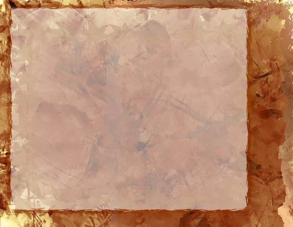 Sepia Grunge Banner: Grunge sepia background with a transparent overlay for copyspace.