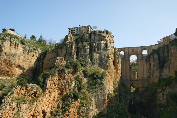 New Bridge 1: Puente Nuevo (New Bridge), Ronda.