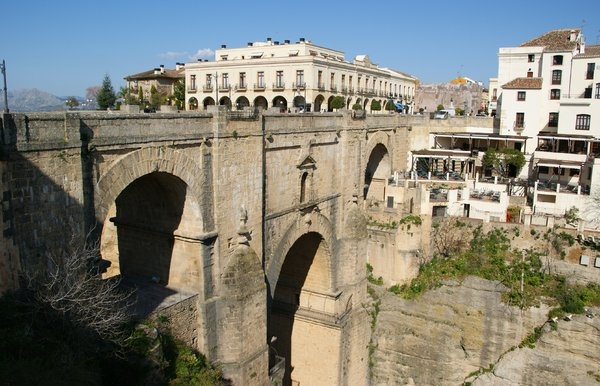 New Bridge 3: Puente Nuevo (New Bridge), Ronda.