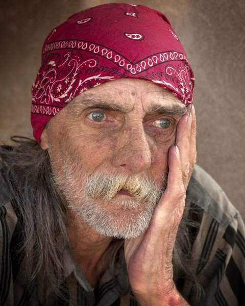 Homeless Portraiture: http://mrg.bz/8enb9D    Link to free higher rez