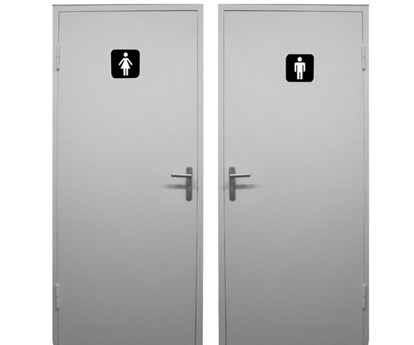 The toilets: The toilets
