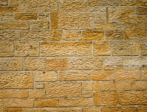 Rustic Stone Wall 2: Rustic stone wall. Lots of copyspace.