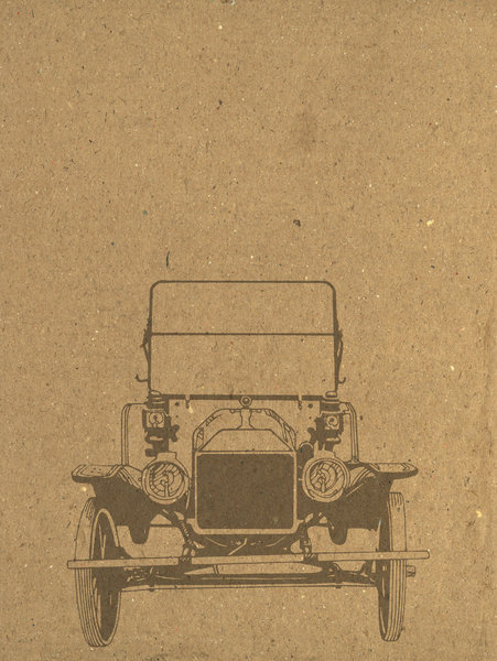Car Paper: Vintage car drawing on cardboard.Please visit my stockxpert gallery:http://www.stockxpert.com ..