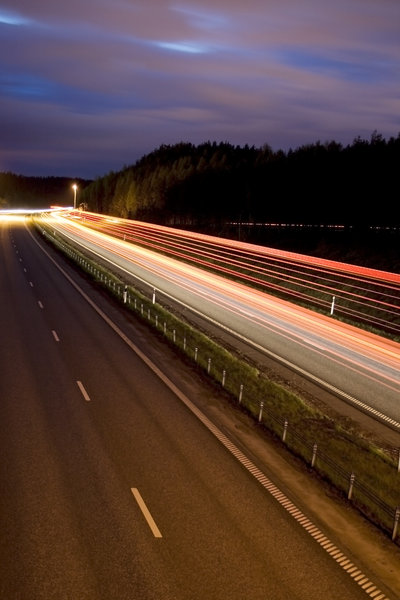 Torsvik_3: Highway in the south of Sweden