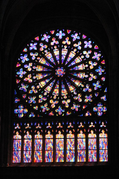 Stained glass 4: stained glass