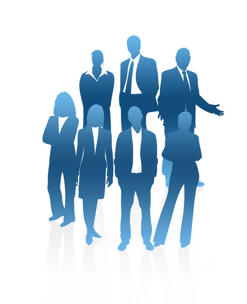 silhouette business people | Free stock photos - Rgbstock -Free stock ...: www.rgbstock.com/bigphoto/dMITFc/silhouette+business+people