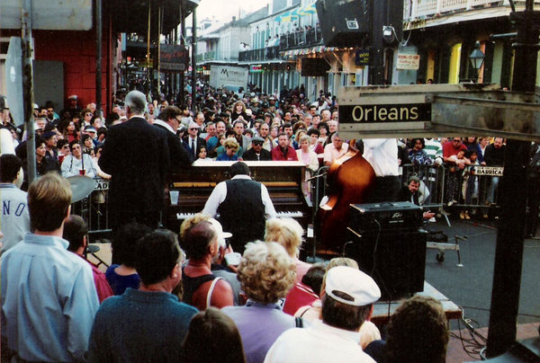 Music at New Orleans'94: Music at New Orleans'94