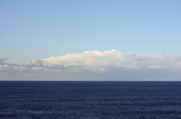 do parallel lines meet horizon