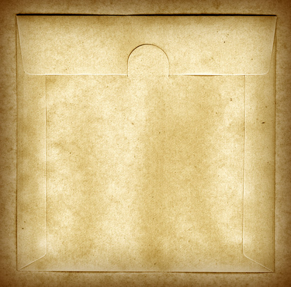 CD Envelope: A CD Envelope with a vintage feel.Please visit my stockxpert gallery:http://www.stockxpert.com ..