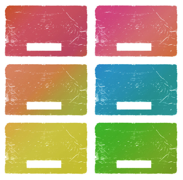 Colour Cards 1: Variations on colour cards.Please visit my stockxpert gallery:http://www.stockxpert.com ..